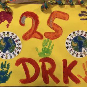 Unser Kindergarten hat Geburtstag –   25 !!!
