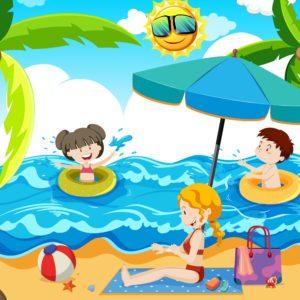 Schöne Ferien! :)